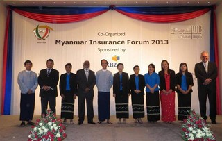 Myanmar Insurance Seminar